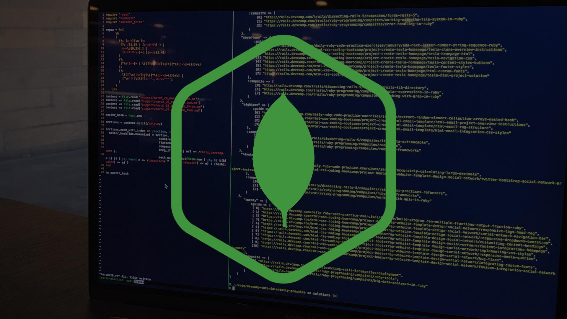 Basic MongoDB Commands