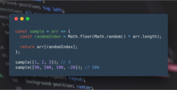 Post thumb js sample
