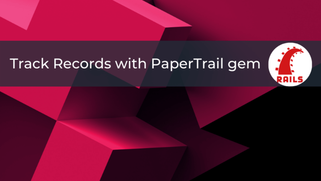 Feature thumb track records with papertrail gem