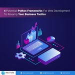Post thumb 4 potential python frameworks for web development to revamp your business tactics   1200x1200