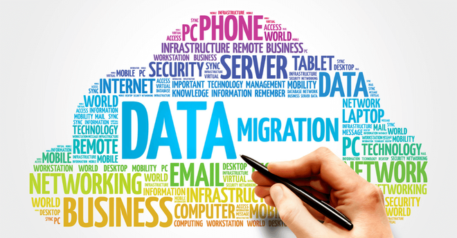 Feature thumb data migration strategy