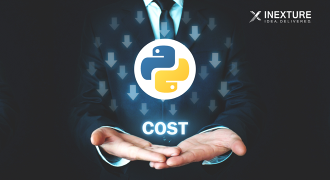 Feature thumb want to determine the cost of python application development    2